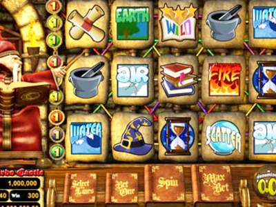 Wizards Castle Slot