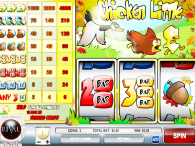 Chicken Little Slot