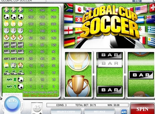 Spiele Global Cup Soccer - Video Slots Online