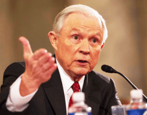 Jeff Sessions Seeks To Get Himself Out Of The DOJ Wire Act Hook