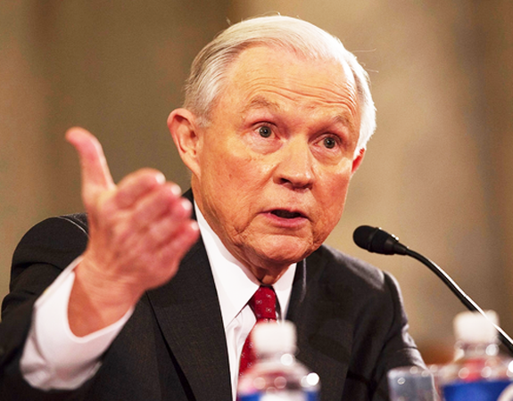 Jeff Sessions Seeks To Get Himself Out Of The DOJ Wire Act Hook?