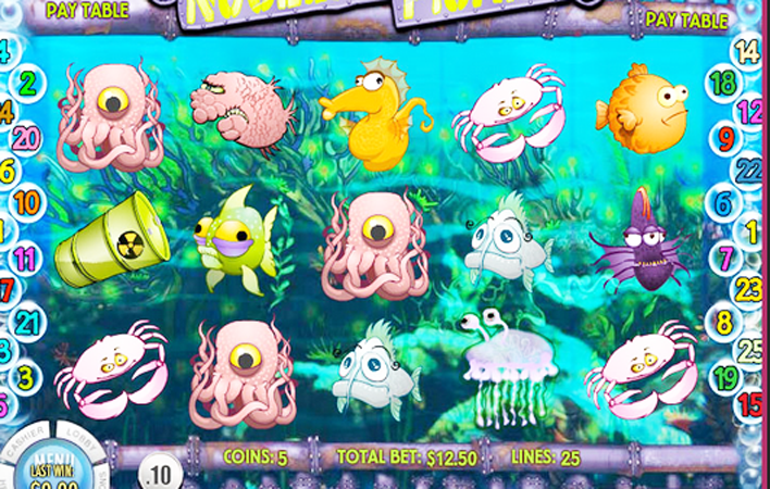 Nuclear Fishing™ Slot Machine Game to Play Free in Rivals Online Casinos