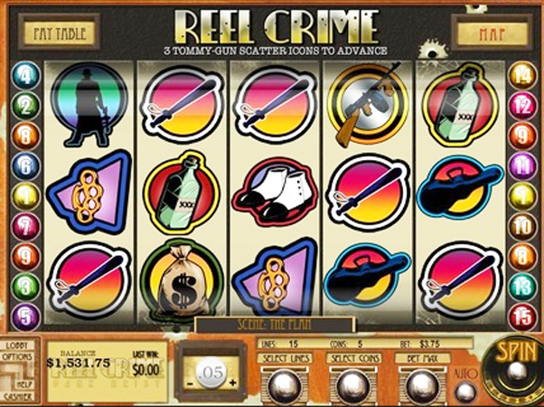 Heist Online Slot Machine for Real Money - Rizk Casino