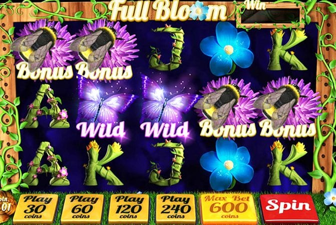 Full Bloom Slot