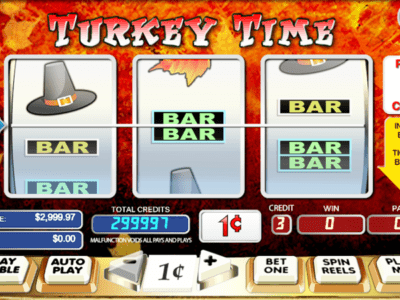 Turkey Time Slot
