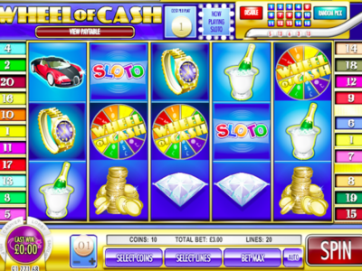 Wheel of Cash Slots Free Play & Real Money Casinos