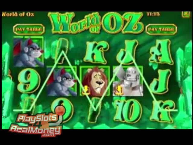 World of Oz Slot Machine Online ᐈ Rival™ Casino Slots