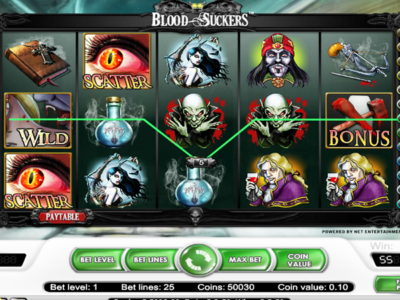 Blood Suckers Slot Machine Online ᐈ NetEnt™ Casino Slots