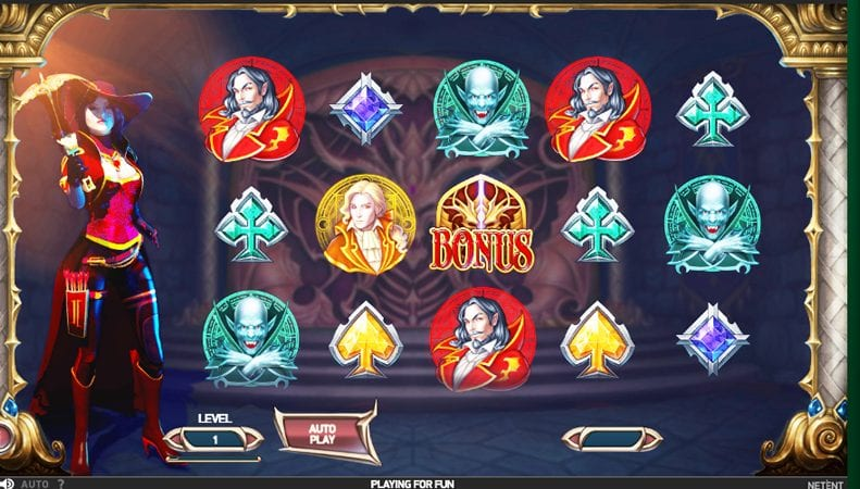 Spiele Blood Suckers II Slot - Video Slots Online