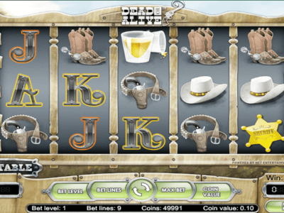 Dead Of Alive Slots