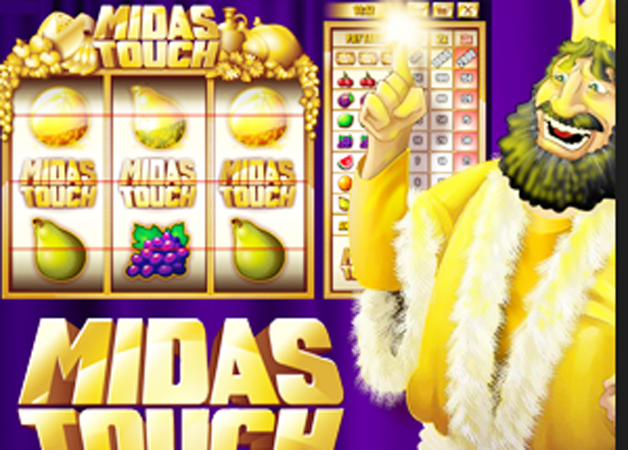 Rival Casino Gaming Sites Release Midas Touch Slots
