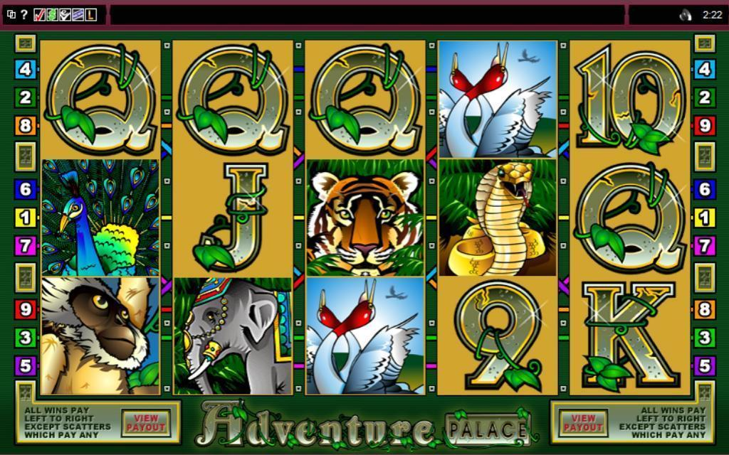 Spiele Adventure Palace - Video Slots Online