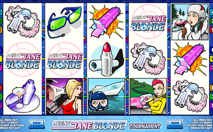 Agent Jane Blonde Slot Machine Online ᐈ Microgaming™ Casino Slots