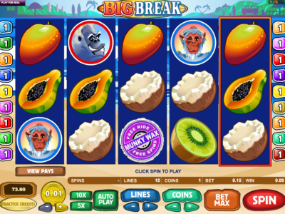 Big Break Slots