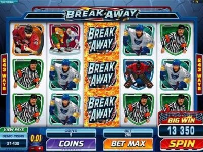 Break Away Slot Machine Online ᐈ Microgaming™ Casino Slots