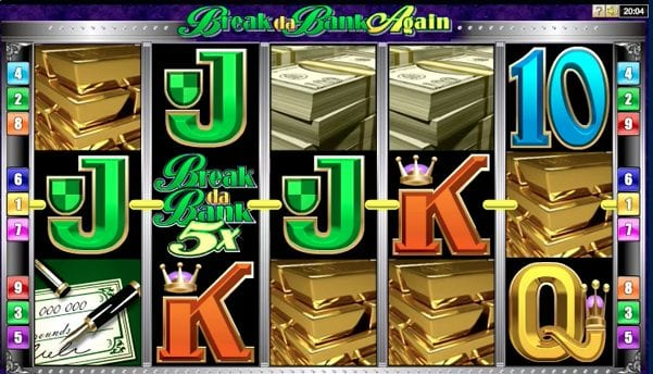 Spiele Break Da Bank Again - Video Slots Online