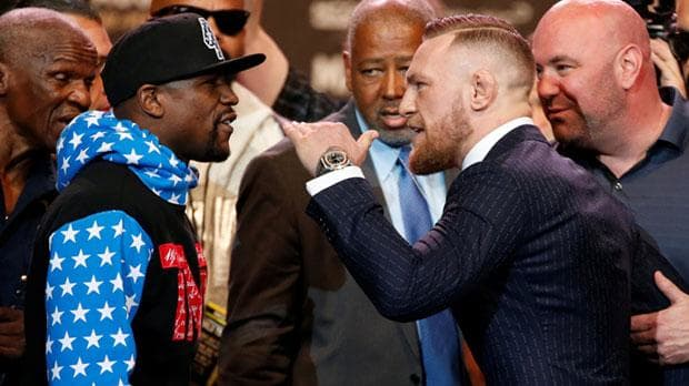 I'll Place My Bet Against McGregor, Says Mayweather