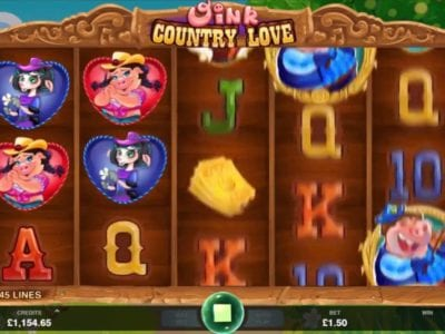 Oink Country Love Slots