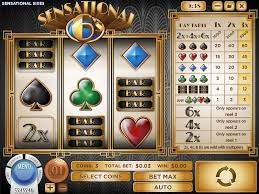 Sensational Sixties Slots