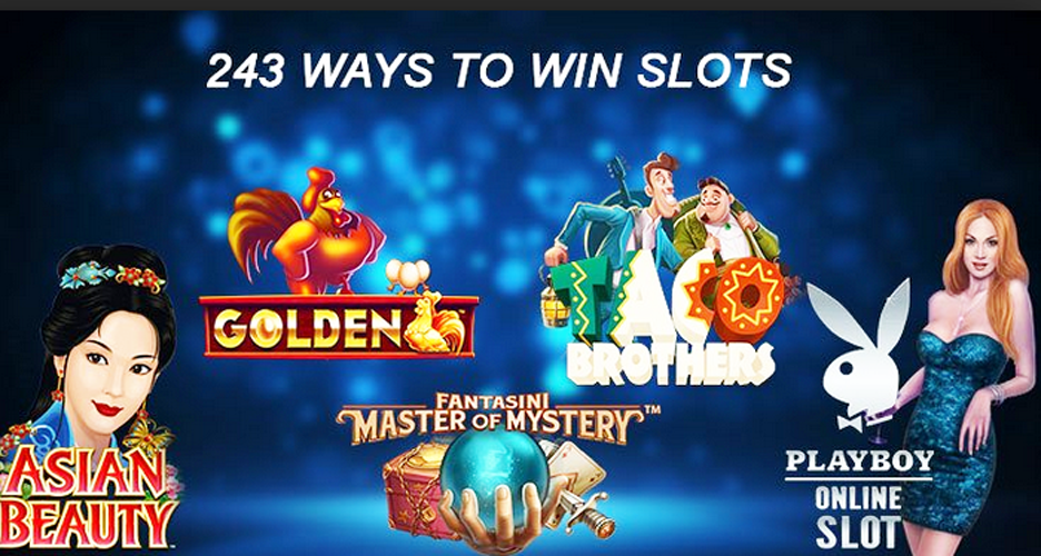 243 Ways Slots | 243 Ways To Win Online Slot Machines