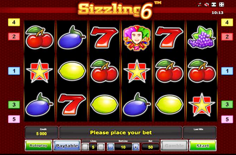 6 Reel Slots | Enjoy Playing Six Wheel Slot Machines Online