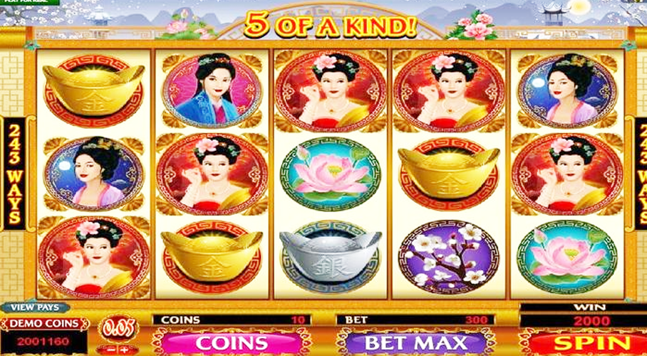 Spiele Chinese Paladin - Video Slots Online