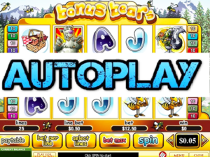 Auto Play Slots Feature