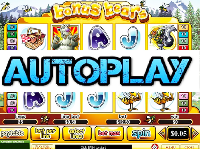 Autoplay Slot Feature | How Auto Play Feature Works With Online Slots