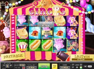 Circus Wagon Slot Machine - Play Online for Free Money