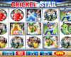 Cricket Star Slots