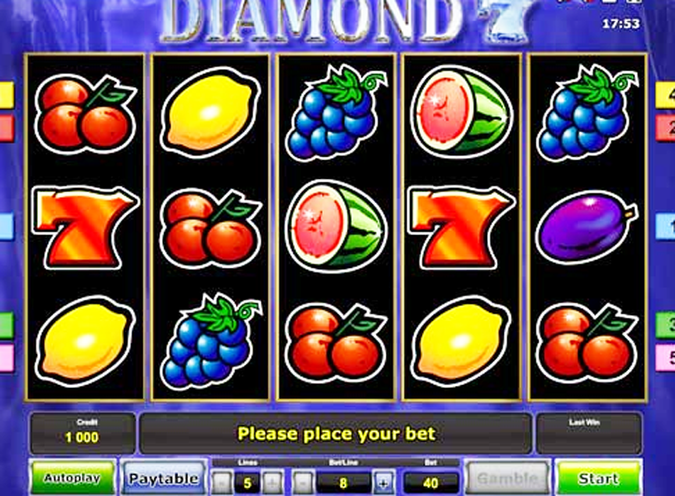 Spiele Diamond 7s - Video Slots Online