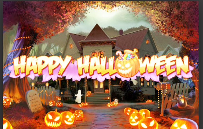 halloween slot games online for free