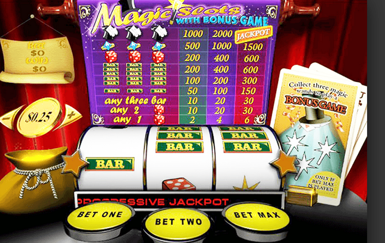 Magic Themed Slot Machines| Best Free Magic Slots Online
