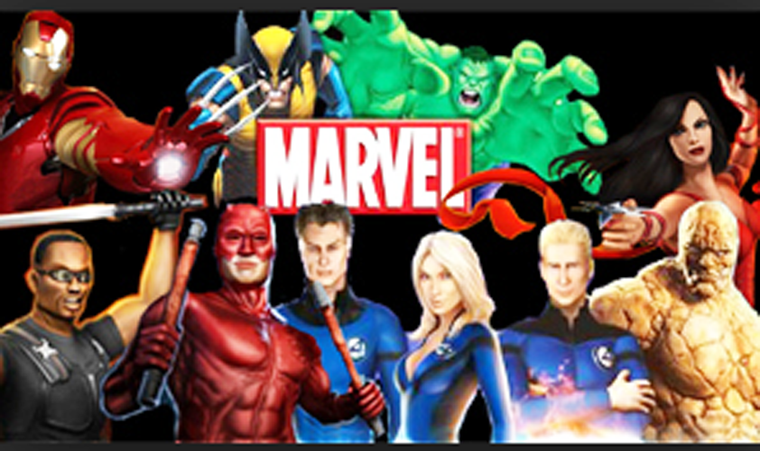 Marvel Slot Machine | Best Free Marvel Slots Online