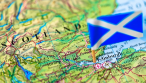 Scotland Is Great Britain's Gambling Capital?