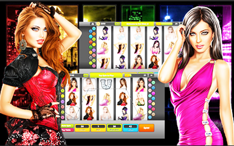 Sexy-Themed Slot Machines | Play Hot Sexy Casino Slots Free
