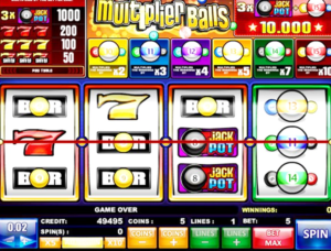 Slot Game Multiplier Features
