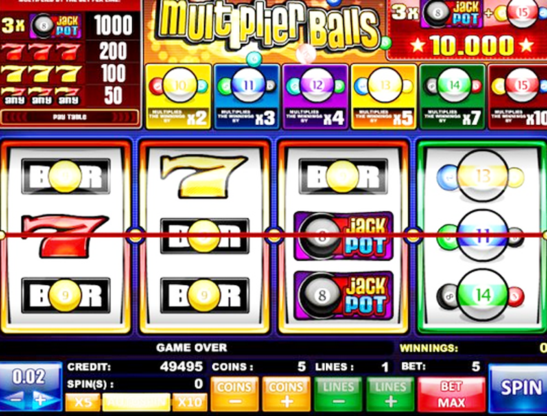 Multipliers Symbols and how they Work in Slots for Players