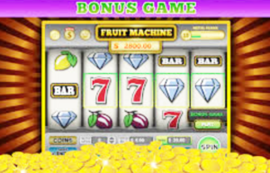 Slot Machines With Bonus Games
