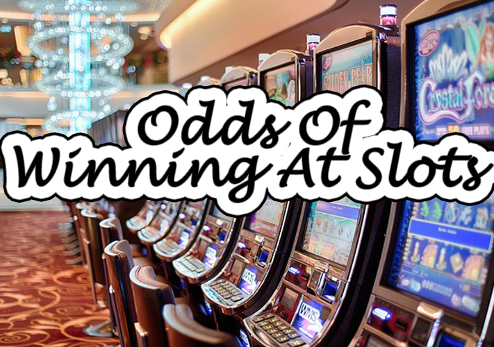 Casino slots odds of winning