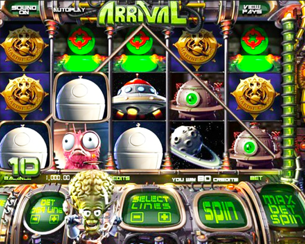 Outer Space-Themed Slot Machines| Online Slots Based on OuterSpace