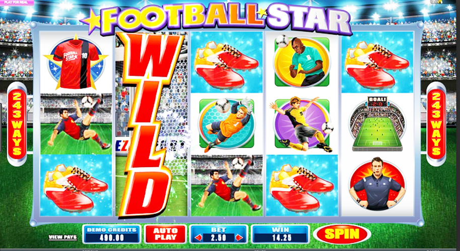 Slot Machines With Sports Themes | Free Sports Themed Slots Online