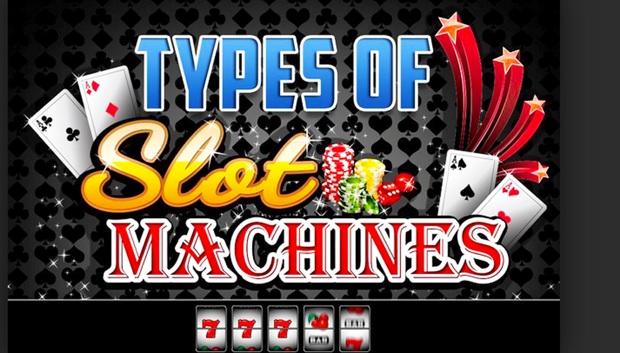 Types Of Slot Machines | Different Online Slots Types