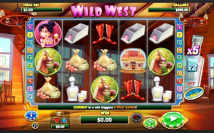 Wild West Slot Machines