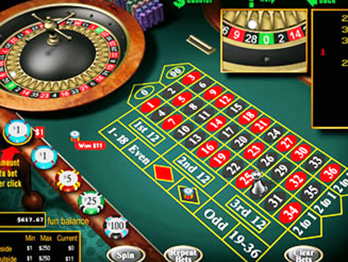 American Roulette Online| Win Money Playing Against Live Dealers