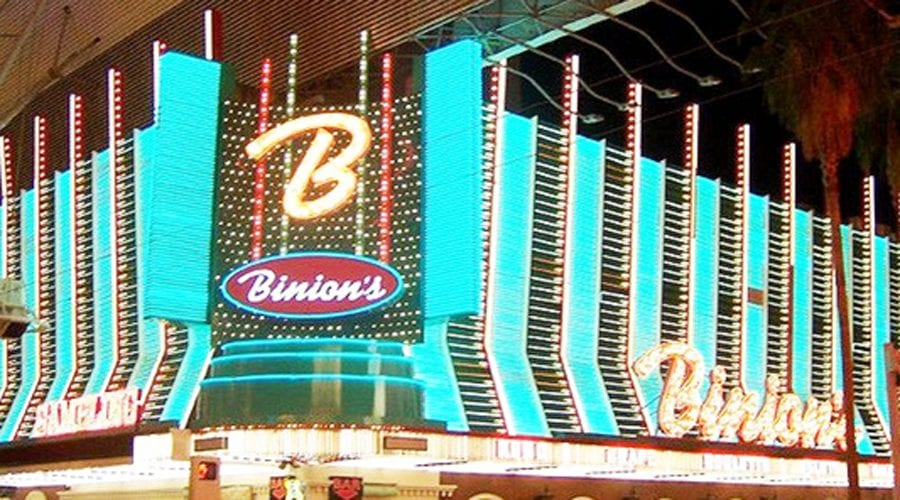 Binions Gambling Hall