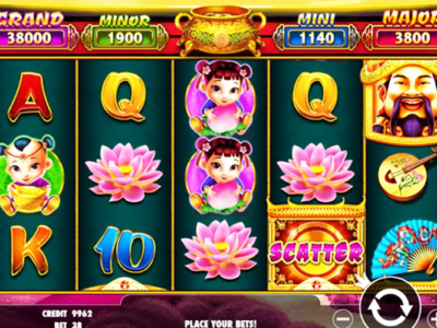 Spiele Caishen'S Gold - Video Slots Online