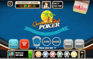 Caribbean Stud Poker |  Play Games For Money On The Go