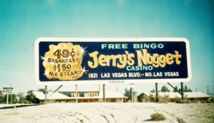 Jerry's Nugget Casino Reviews | Las Vegas Casino Ratings
