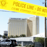Las Vegas Shooting US President Donald Trump Visits Las Vegas Massacre Victims